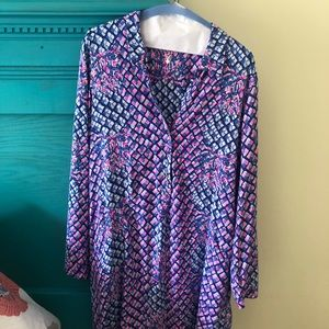 Lilly Pulitzer Large Dress with pockets